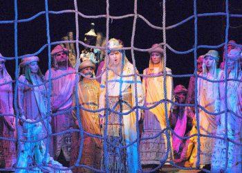 23.10.2016: Nabucco, Besuch der Oper Lüttich