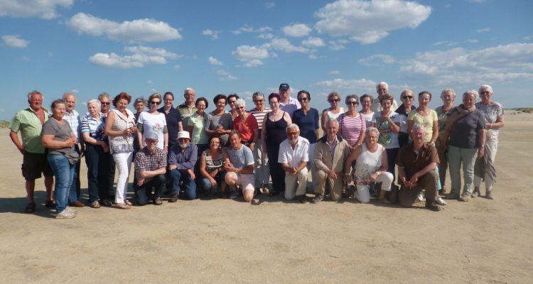Mai 2018: Studienreise Nordsee-Ostsee