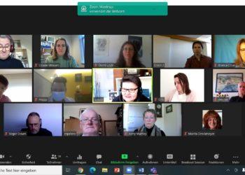 Online-Verteidigung der Endarbeiten BAGIC 2017-2021