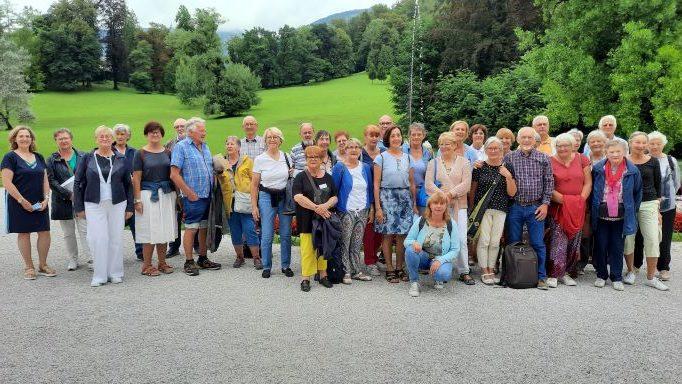 Begeistert von der Salzburg-Studienreise zurück